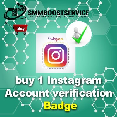 Buy Instagram Account Verification Badge