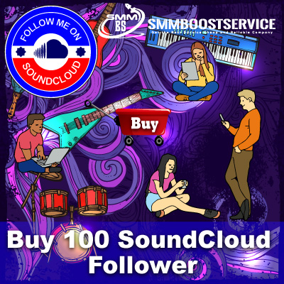 Buy SoundCloud Followers cheap