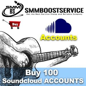 Buy Cheap Soundcloud Accounts