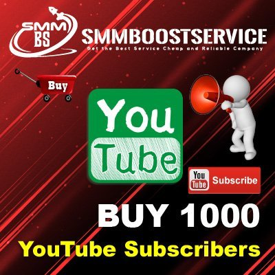 Buy Active YouTube Subscribers