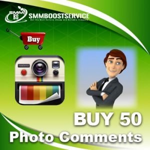 Buy Custom Instagram Photo Comments
