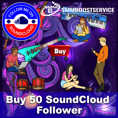 Buy USA Soundcloud Followers