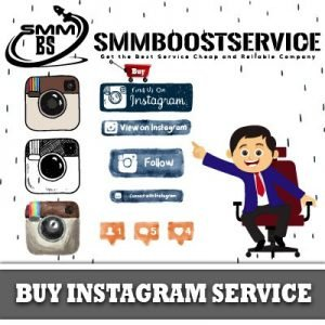 Buy Instagram Service