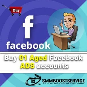 Buy Aged Facebook ads accounts