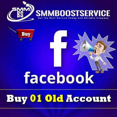 Buy Old Facebook Accounts