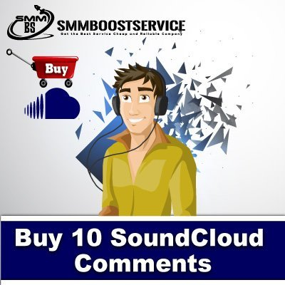 Buy SoundCloud Comment