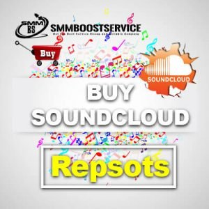 Buy SoundCloud Repsots