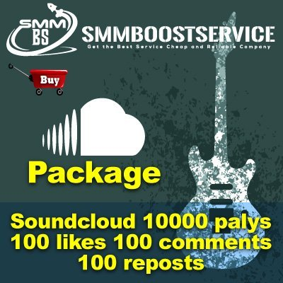 Buy Soundcloud Play Like Repost