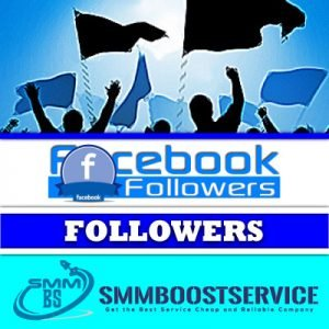 Buy Facebook Follower