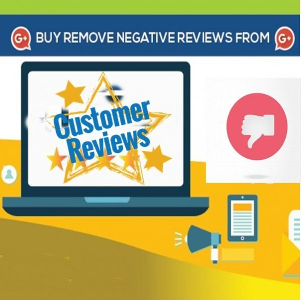 Remove Negative Reviews From Google